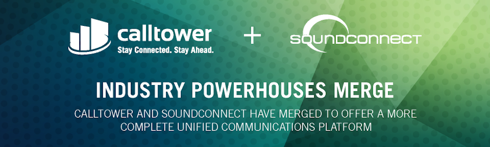 CallTower and SoundConnect Join Forces