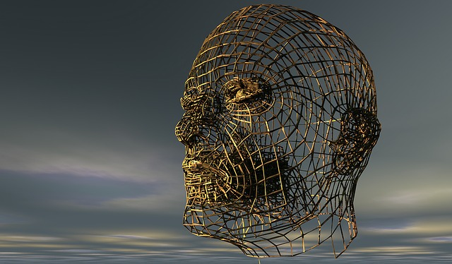 Abstract Head Image
