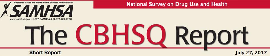 The CBHSQ Report image