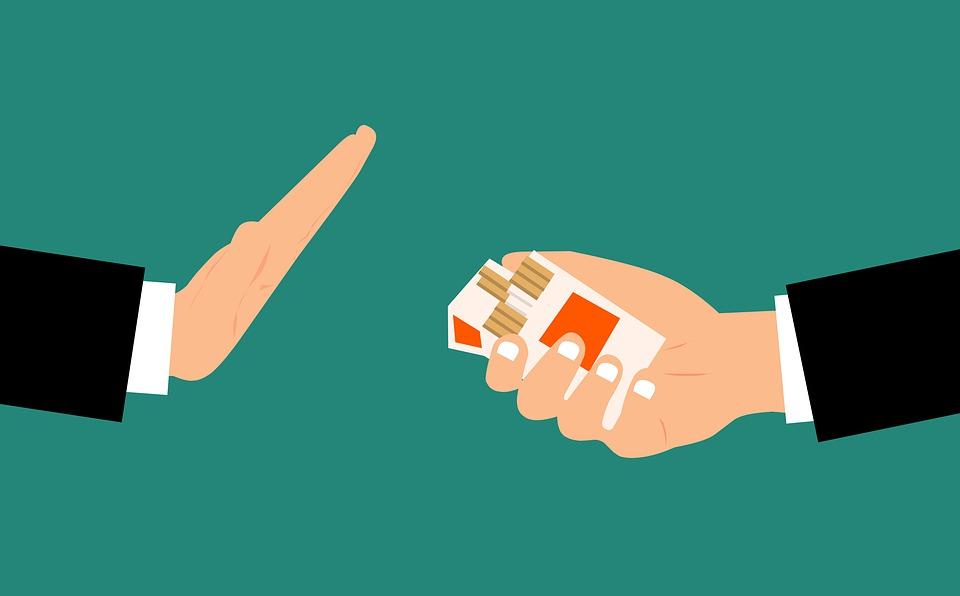 Saying No to Cigarettes Image