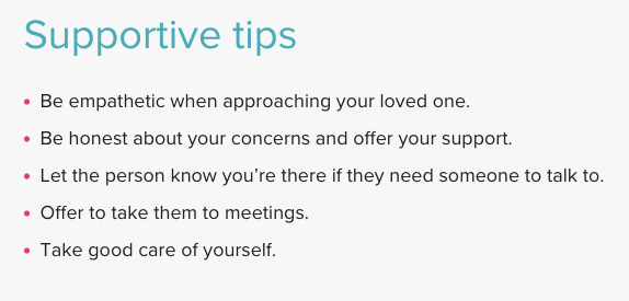 Supportive Tips Image