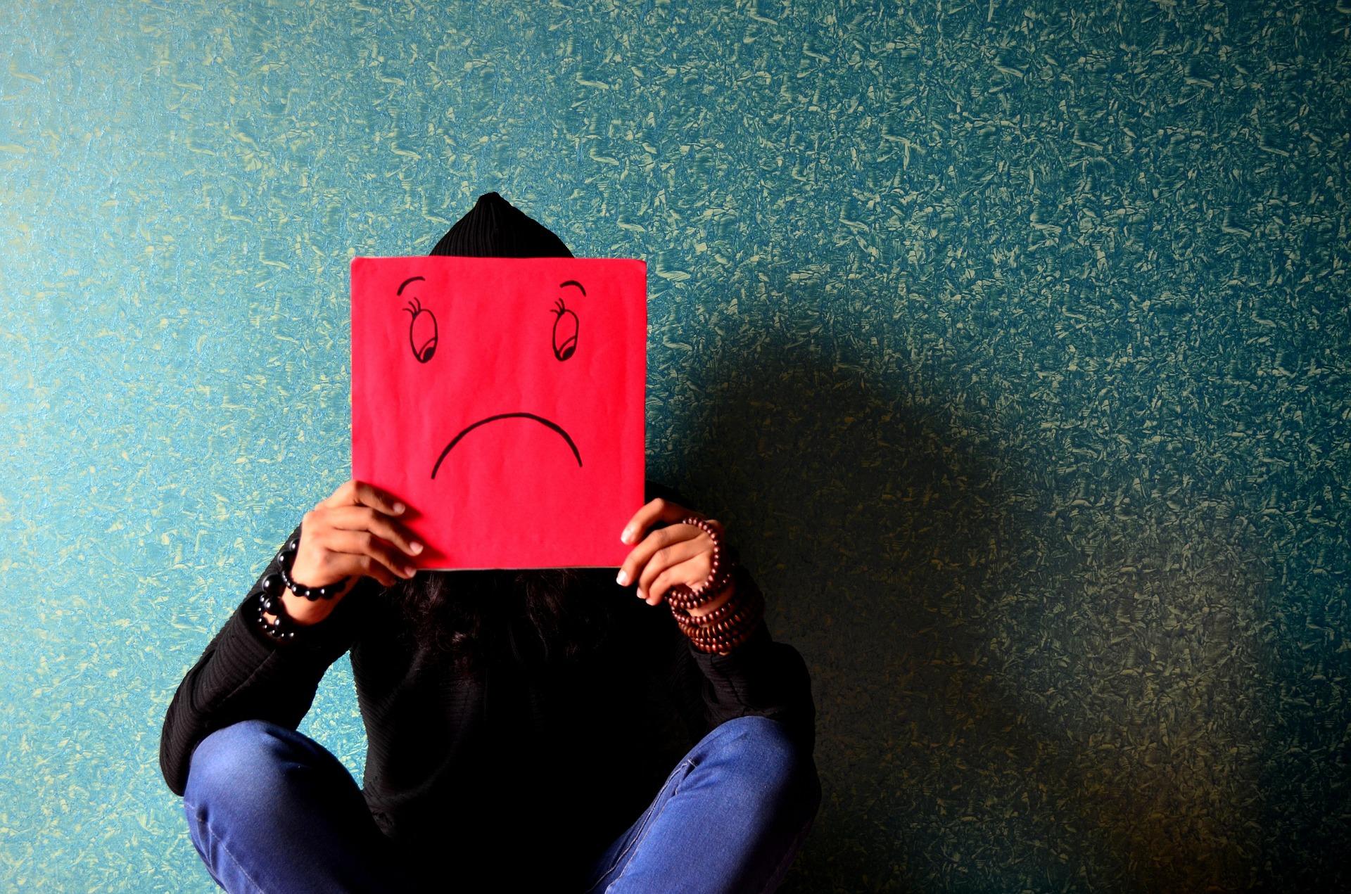 Sad Face Image