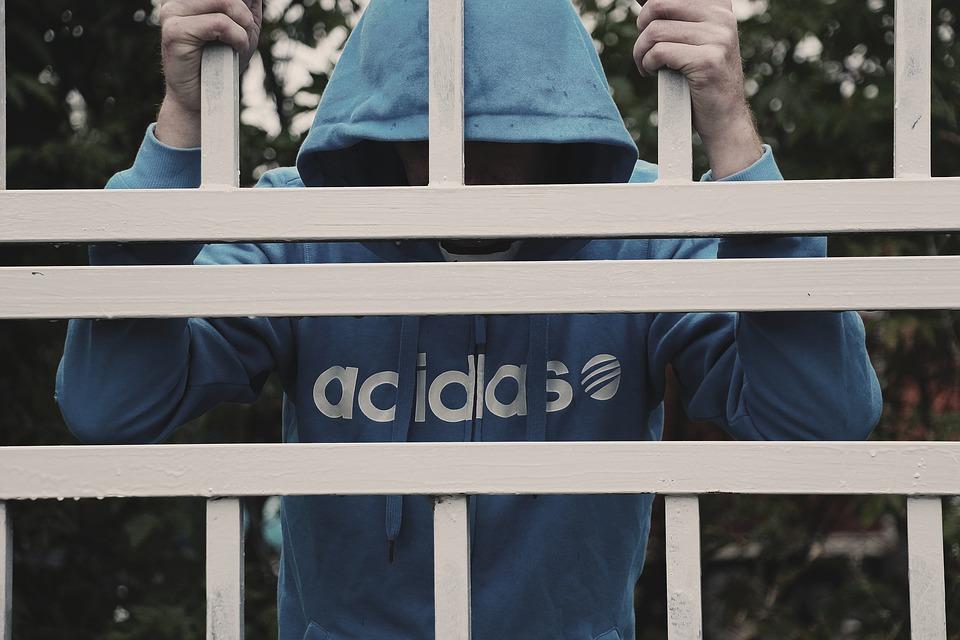 Man Behind Bars Image