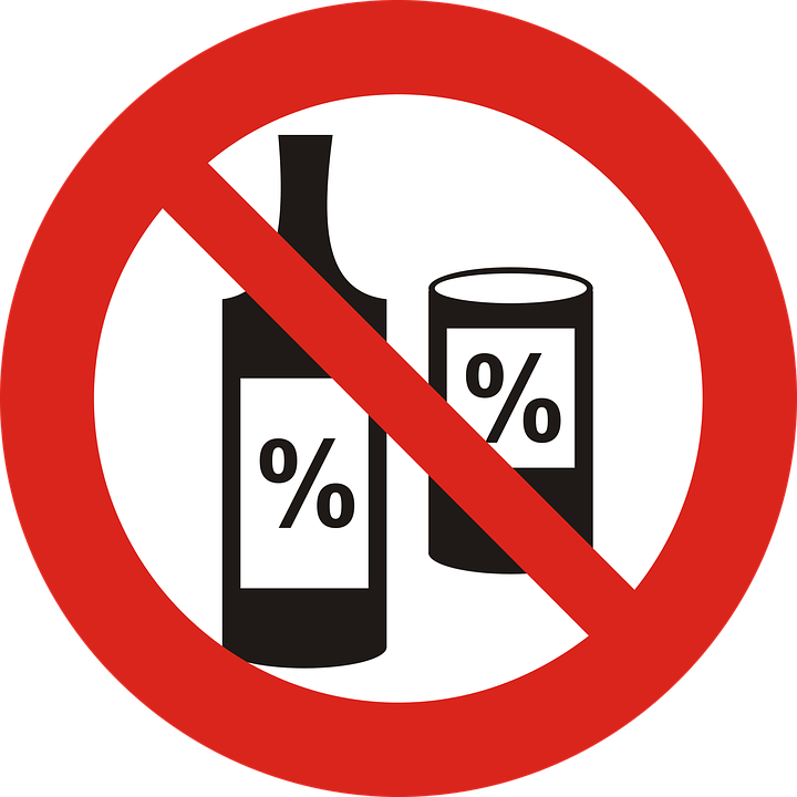 no alcohol image