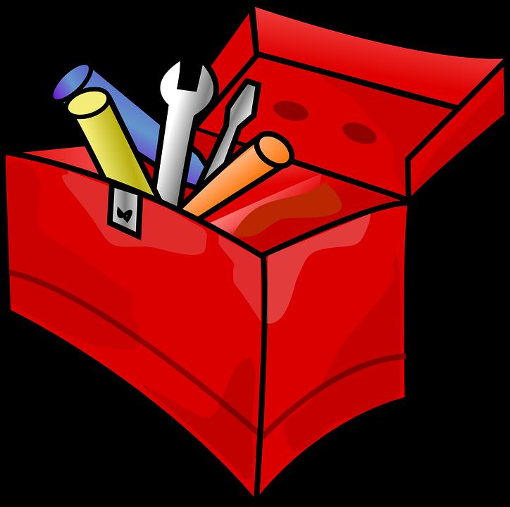 toolbox cartoon image