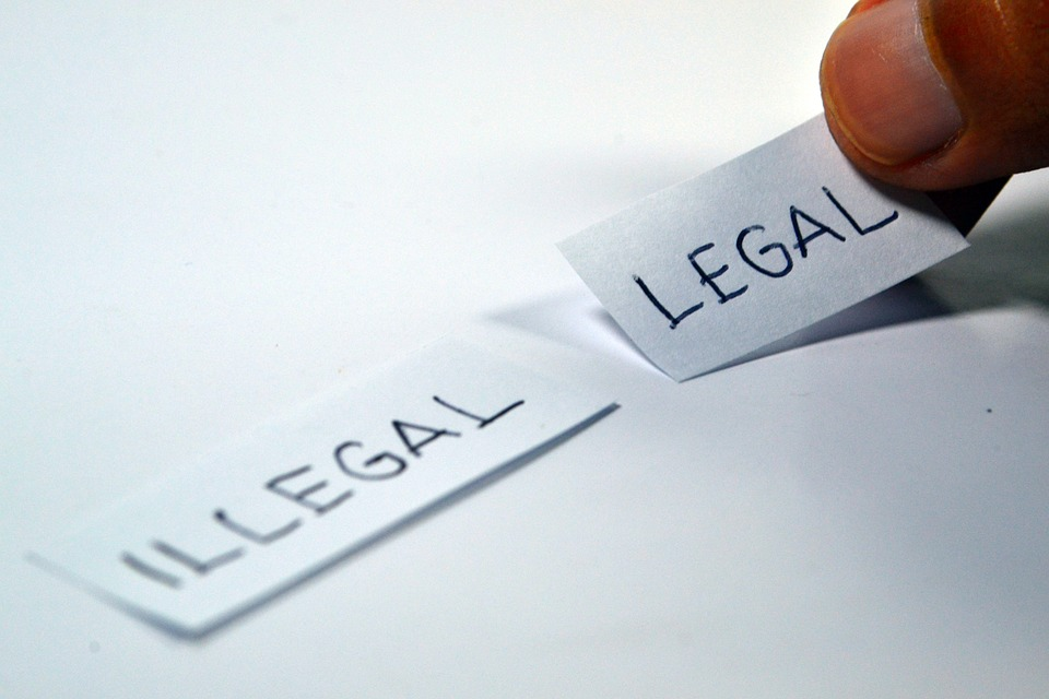 legal or illegal image
