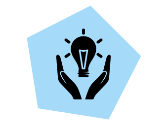 create efficiencies icon