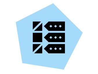segmenting catalogs icon